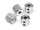 Wheel Hex Adaptor (4Pcs) SC