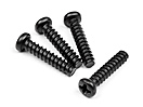 Ball Head Self-Tapping Screw 2.6x12mm (4Pcs)