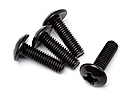 Cap Head Screw M3x10mm (4Pcs) (Strada EVO XT)