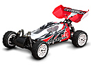 Buggy Painted Body Red (Strada EVO XB)