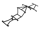 ROLL CAGE PARTS C