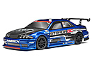 DRIFT CAR PAINTED BODY BLUE (DC)