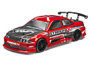 DRIFT CAR PAINTED BODY RED (DC)