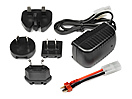 MULTI-REGION 300MA MAINS CHARGER FOR 7.2V BATTERY (TAMIYA-T-PLUG)