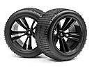 WHEEL AND TIRE SET (2 PCS) (XT)