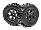 WHEEL AND TIRE SET (2PCS) (SC/DT)