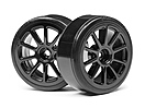 WHEEL AND TIRE SET (2PCS) (DC)