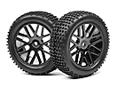 WHEEL AND TIRE SET FRONT (2 PCS) (XB)
