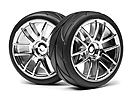 WHEEL AND TIRE SET (2PCS) (TC)