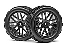WHEEL AND TIRE SET (2 PCS) (RX)