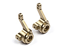 ALUMINUM STEERING SPINDLES (2PCS)