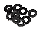 WASHER 3X8X0.5MM (10 PCS)