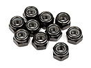LOCK NUT M4 (10 PCS)
