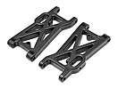 Front Lower Suspension Arm 2 Pcs (Blackout MT)