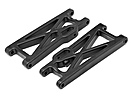 Rear Lower Suspension Arm 2 Pcs (Blackout MT)