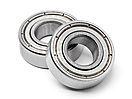 Ball Bearing 22x10x7mm (2Pcs)