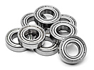 Ball Bearing 12x24x6mm (8Pcs)
