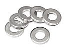 Washer 6x12x1.5mm 6 Pcs