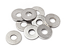 Washers 3x8x0.8mm 9 Pcs