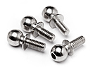 Servo Link Ball 8mm 4 Pcs