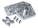 Aluminium Transmission Mount Set (Blackout MT)