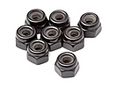 Nyloc Nut M2.5 (8pcs)