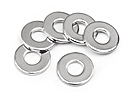 Washer 4x10x1mm (6 Pcs)