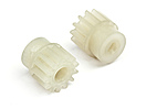 Plastic Pinion Gear 13 Tooth 2Pcs (ALL Ion)