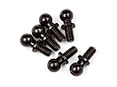 Ball Stud 2.5x4.5mm 6Pcs