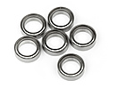 Ball Bearing 8 x 12 x 3.5mm 6Pcs