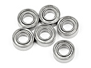 Ball Bearing 4 x 8 x 3mm 6Pcs