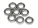 Ball Bearing 10 x 6 x 3mm 8Pcs