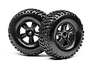 WHEELS AND TYRES (ION DT/SC)