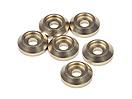 CAP HEAD SCREW CONE WASHER - GOLD (6PCS)